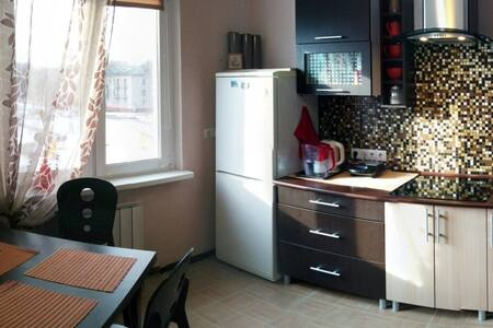 Cozy private room in peaceful place - Минск - Apartment