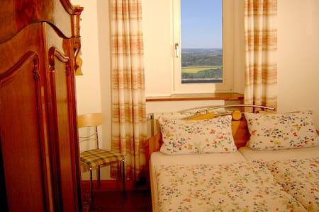 Burgdoppelzimmer tolle Aussicht - Castelo