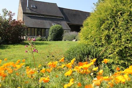 KER TERANGA - 15min  Mont St-Michel - Sougéal