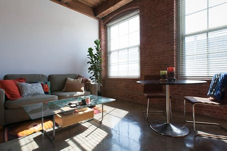 Brooklyn Waterfront Loft