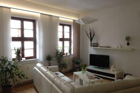 Wohnen inmitten des Barockviertels - Dresden - Apartment