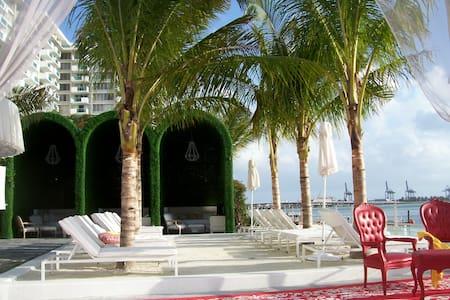 YOUR SUPERB STAY IN 5* CONDO-HOTEL - Miami Beach - Apartment