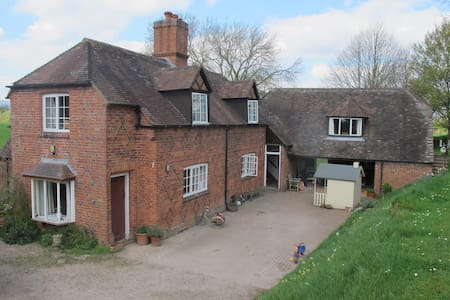 Quiet Rural Flat, Fabulous Views - Worcestershire