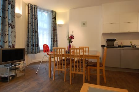 Luxury 2 Bed First Floor Apartment