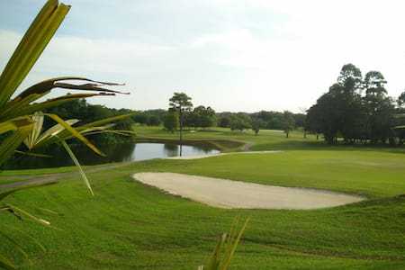 Taiping Golf And Country Club Resort, studio unit - Kamunting - Egyéb
