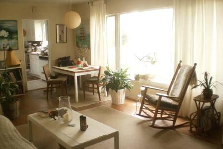 Garden apt  2bdrm  rental palisades - Los Angeles - Appartement