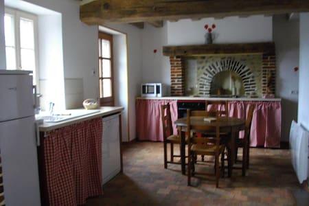 Gîte à la ferme - Moussonvilliers - Huis