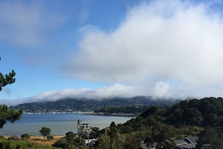 Amazing tiburon ,bay view ! - Appartement