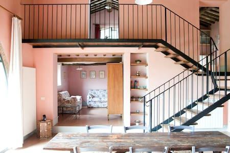 A private Villa in Tuscan hamlet/6 - Pergine Valdarno, Arezzo - Villa