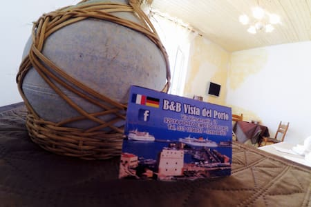 B&b Vista del porto - Porto Empedocle - Bed & Breakfast
