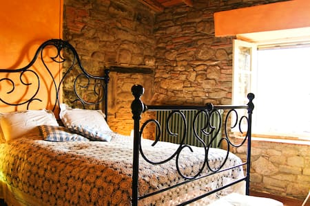 Tuscany,your lovely oldstyle house  - Loro Ciuffenna - Haus