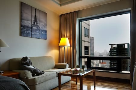 Taichung City 台中市 現代歐風景觀Walker Taichung - Wohnung