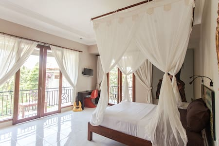 Awesome loft with superb view! - Ubud - Apartment
