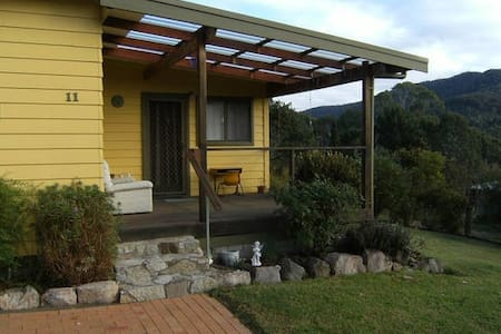 The Yellow Retreat, Wyndham, NSW - Wyndham