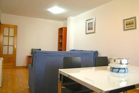 Apartamentos el Hortalan - Wohnung