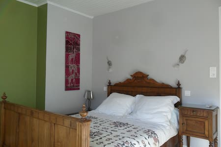 "Calm & Comfort - ""Ajoncs"" Bedroom - Saint-Jean-Brévelay - House"