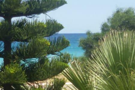 Villetta sul mare - casa vacanze - Apartemen