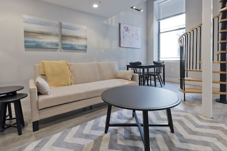 Sleek 2BR in Downtown Boston - Boston - Loft
