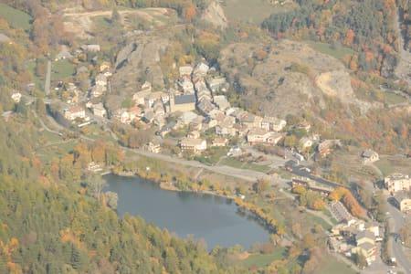 t2 a la montagne - Le Lauzet-Ubaye