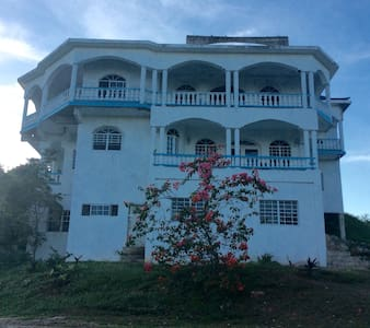 Top Hill Guest House and Retreat 2 - Negril - Casa