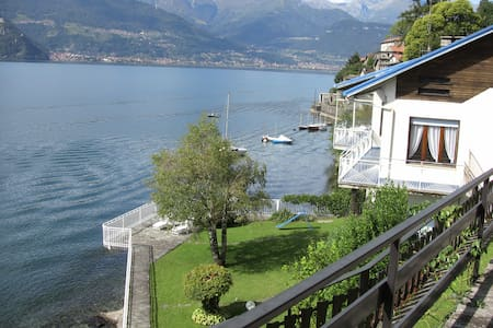 Villa Miki directly on lake Como - Apartment