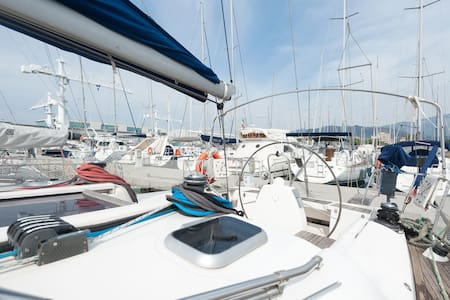 Private Sailing in Tuscany - Carrara