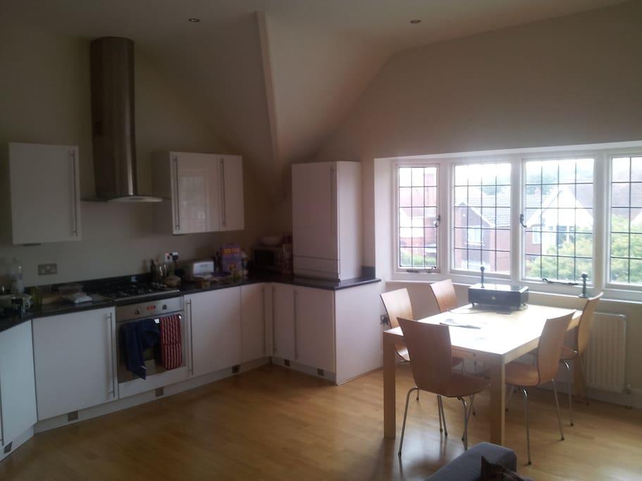 Lovely apartment, Penn Hill