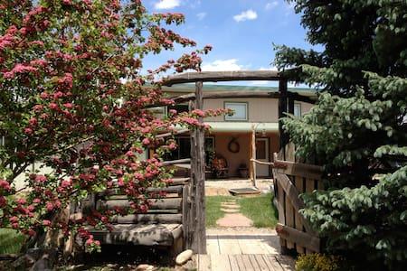 Serenity - Ranchos de Taos - Maison