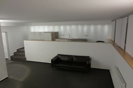 High-Class Loft in Central Hannover
