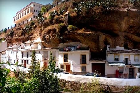 The Cave House - Setenil de las Bodegas