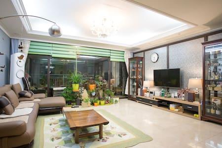 SUNI HOUSE 57(해변과 낭만,소나무숲이 정원인 별장 ) - Apartamento