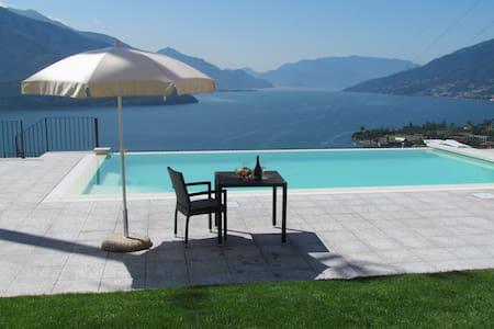 Lake Como -  Apart. Serenità - Gravedona