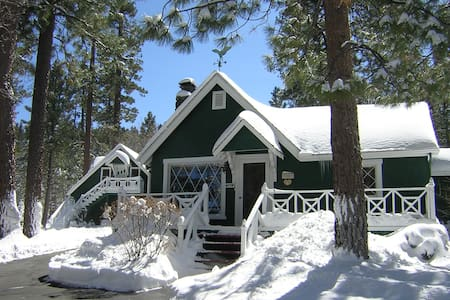 Romantic Guest House - no cleaning fee - Big Bear Lake