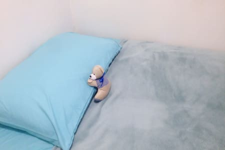 Cute, Bright & Private Room in NY(only for female) - Queens - Wohnung