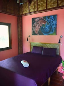 Surfers Lodge - Standard Double (Shared Bathroom) - General Luna