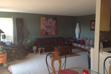 1bd fit pad - Seattle - Apartment