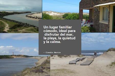 Hostel y Apartamentos - Barra del Chuy - Haus