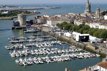 RESIDENCE ODYSSEE MARINE - La Rochelle - Appartement