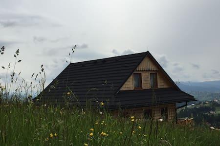 Osada na Ochodzitej - domek - Koniaków - Chalet