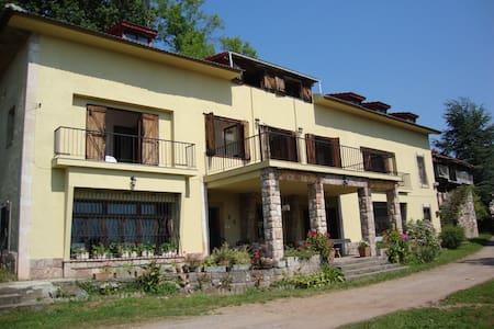 LA CASONA DE LA GARABA (ASTURIAS) - Grado - House