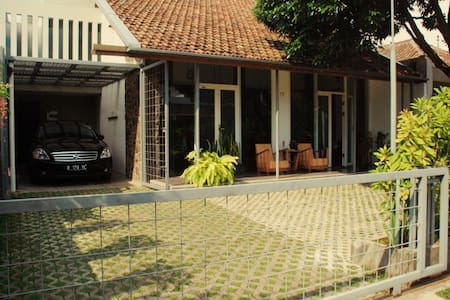 Guesthouse Omahe Bandung - Guesthouse