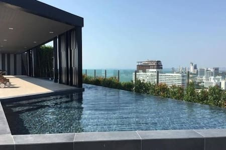 THE BASE,Central Pattaya B21 - Apartment