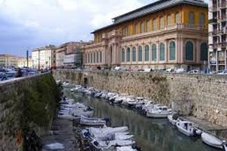 Camera doppia nel centro di Livorno - Livorno - Appartement