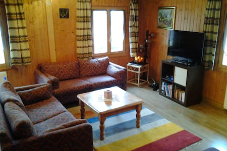 appartement dans chalet - Apartment