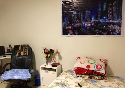 Clean-Safe-Furnished-NearDowntown - Apartmen