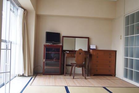Very close to Sendai Sta. Japanese style room 703 - Appartamento