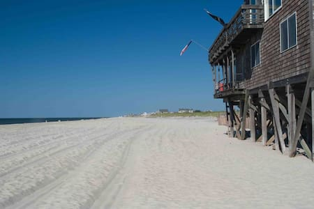 Fire Island Beach Home Robbins Rest - 獨棟