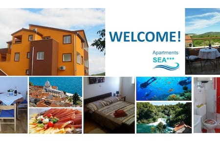 Nice stop-by Passenger Room in Apartment Sea*** A - Appartamento