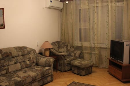 1 room apartment 5 min walk to subway & forest - Apartament