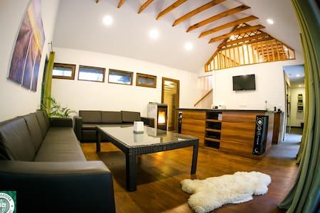Modern and cozy chalet near Chisinau with sauna - Chisinau